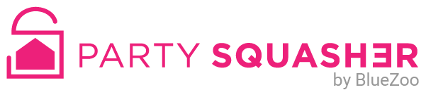 Party Squasher Logo