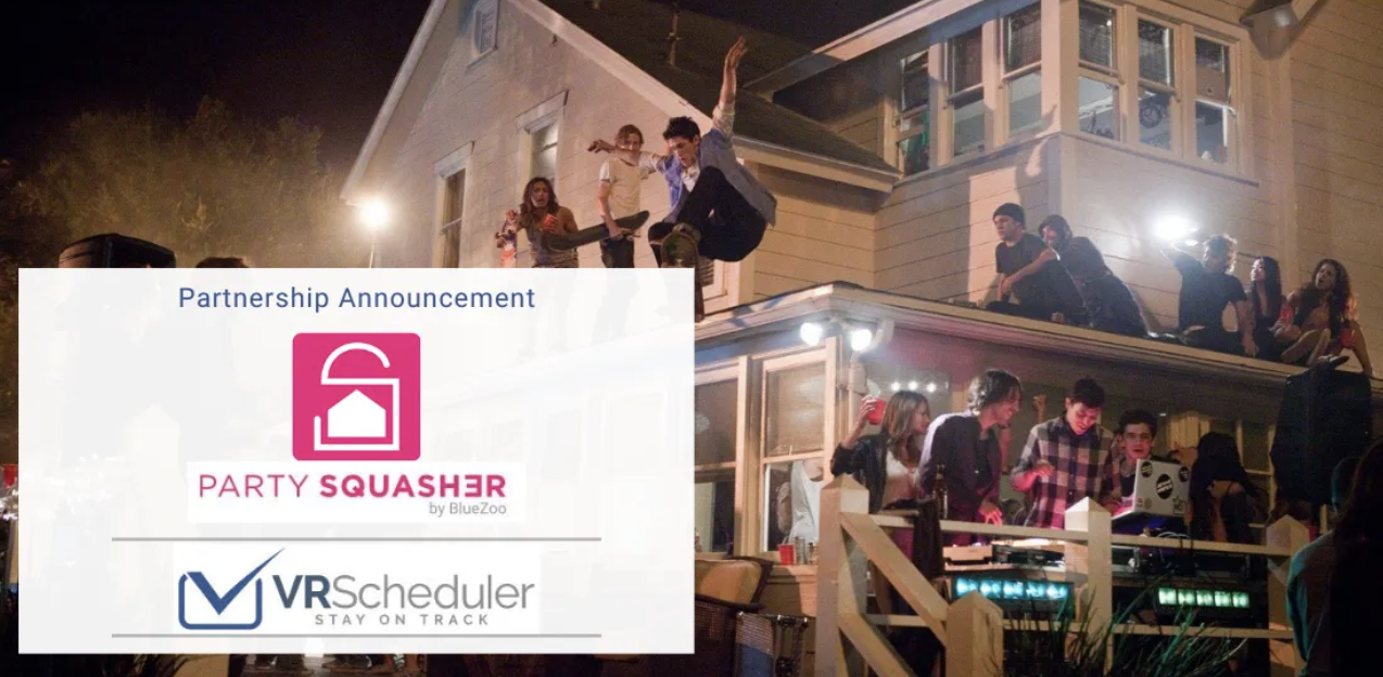 Read more about the article Party Squasher and VRScheduler Partner to create serenity for property managers
